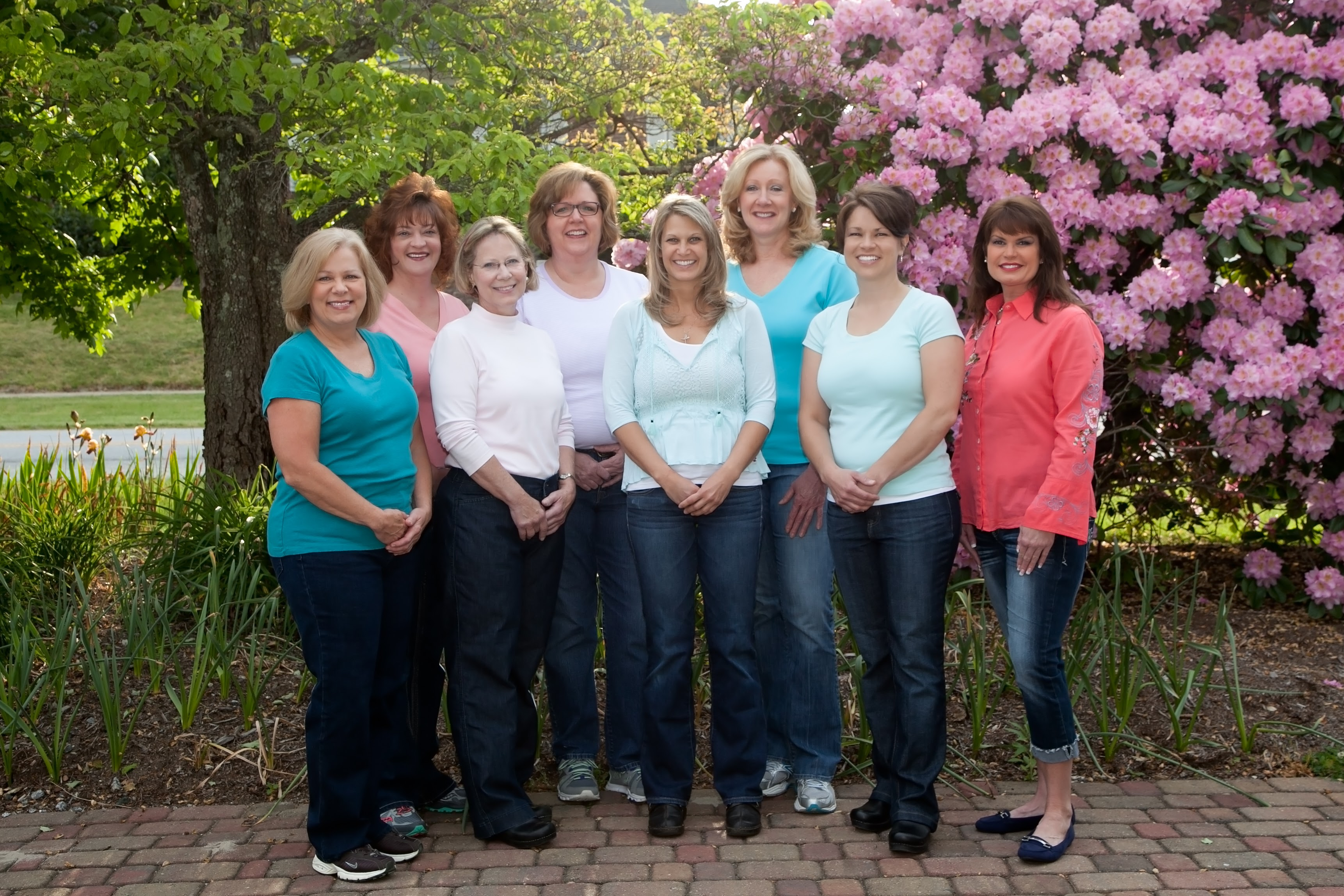 Hygienist and Assistants  of Garrison Family Dentistry